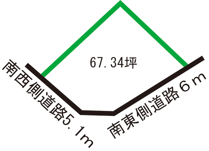 坂井市三国町青葉台