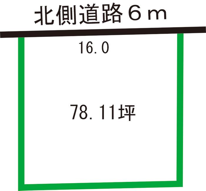 福井市グリーンハイツ8丁目