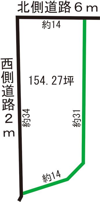 福井市グリーンハイツ9丁目