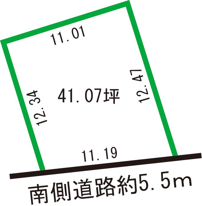 福井市月見5丁目