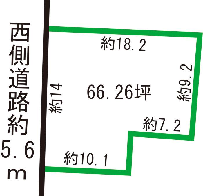 福井市松本3丁目