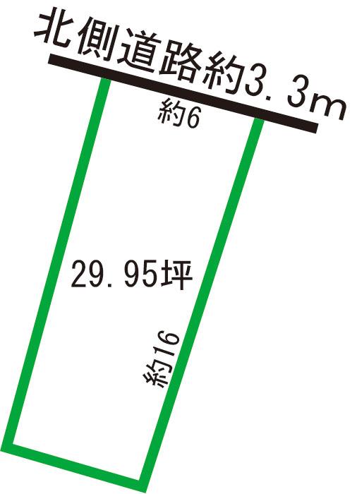福井市つくも2丁目