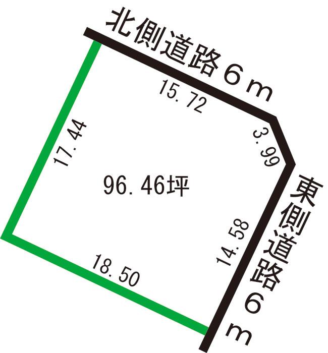 福井市志津が丘4丁目