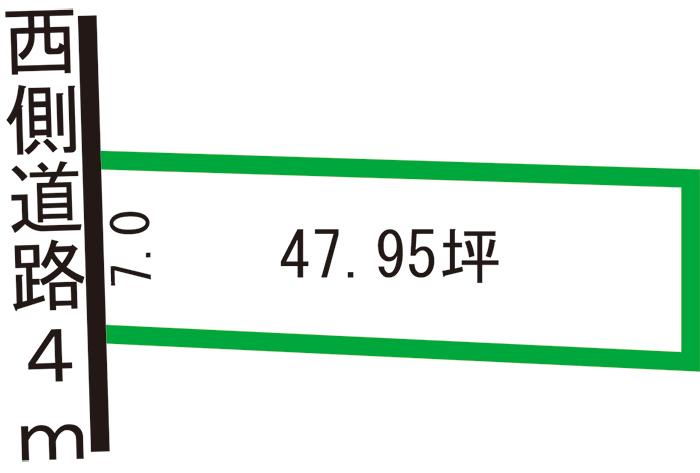 福井市勝見3丁目