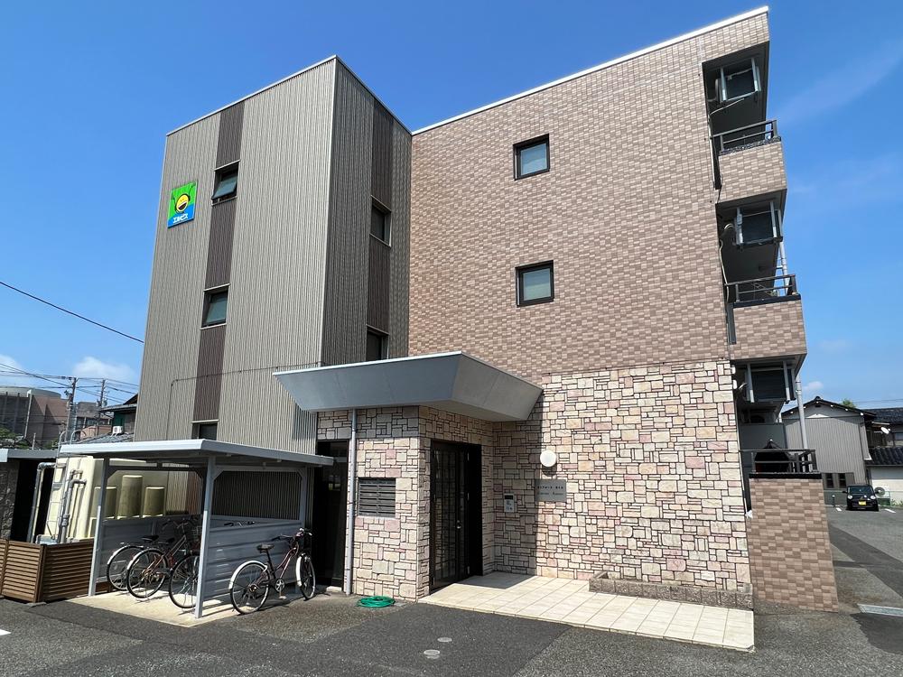 コンフォートさくら202号室(3階建-2階)