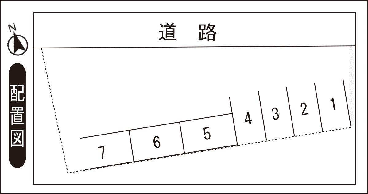 坂井町上新庄Mパーキング
