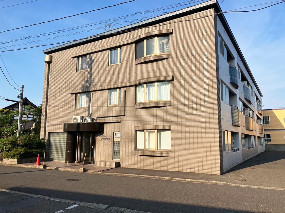 302号室(3階建-3階)