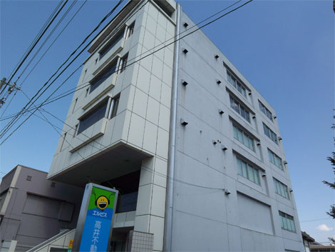 5階西側(6階建-5階)