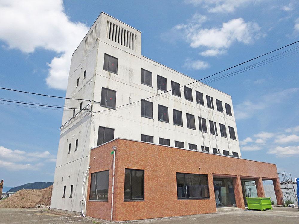 2階南側(5階建-2階)