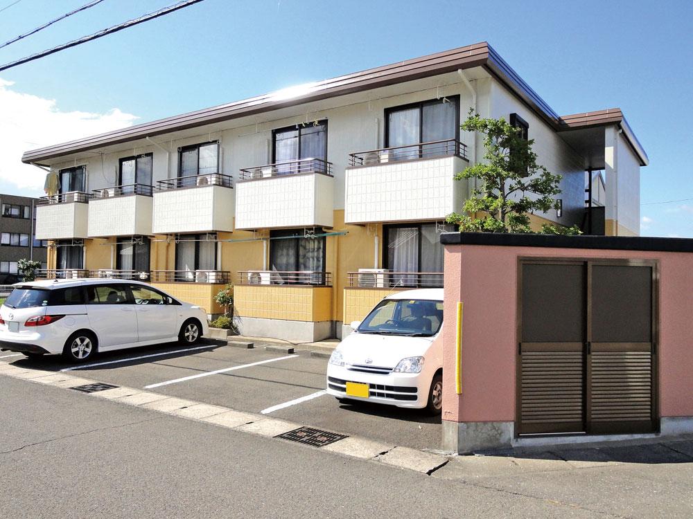 B棟207号室(2階建-2階)