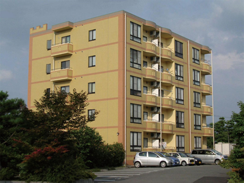 302号室(5階建-3階)