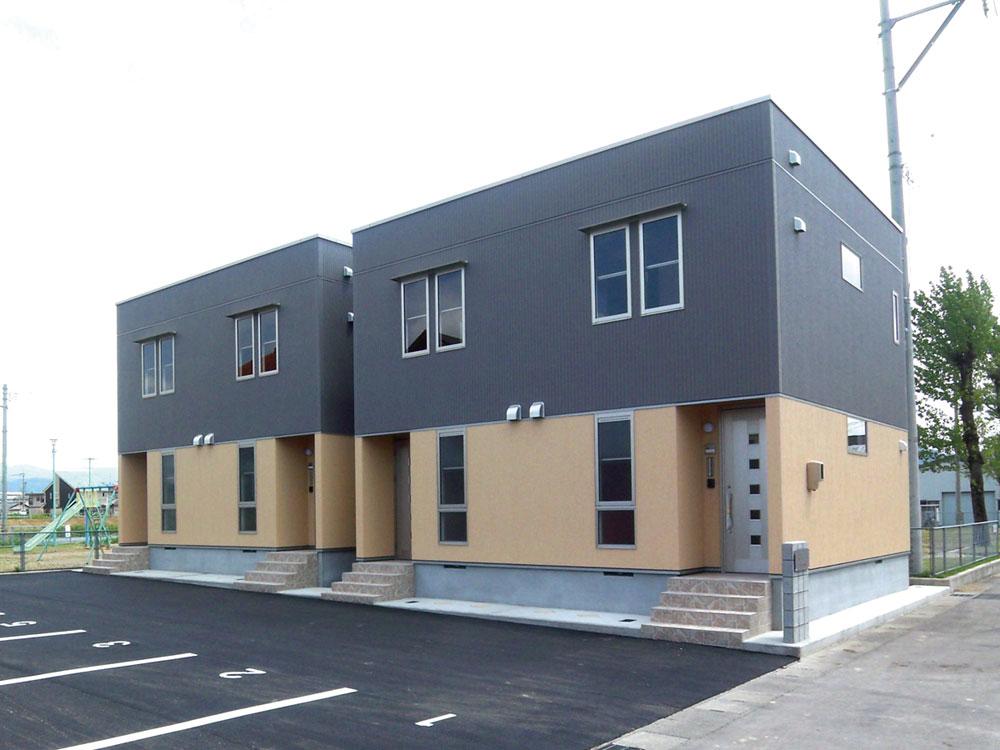 2-A号室(2階建-1・2階)