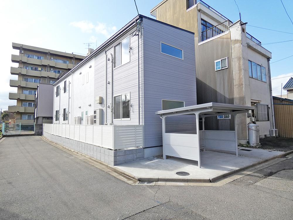 (仮)文京3丁目Oアパート1号室タイプ(2階建)