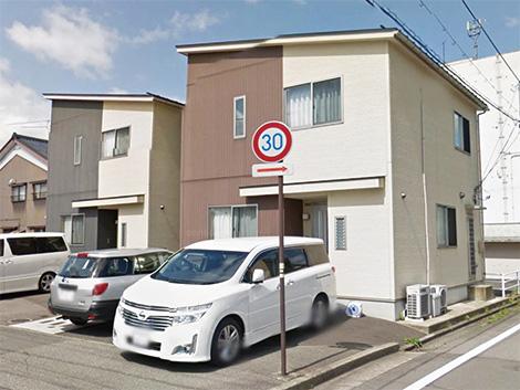 A棟(北側)(2階建)