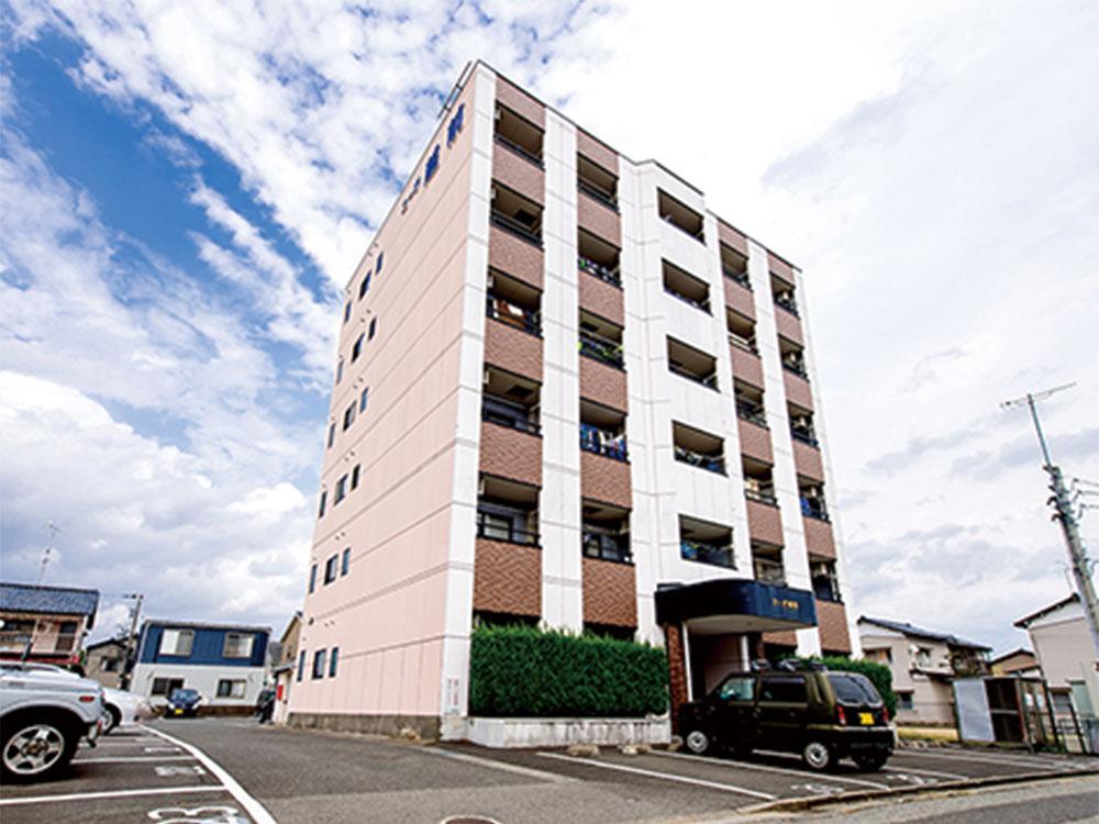 106号室(6階建-1階)