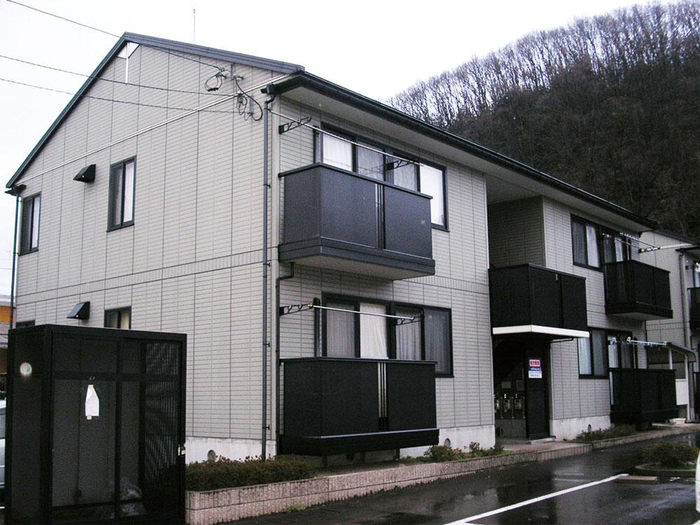A棟101号室(2階建-1階)