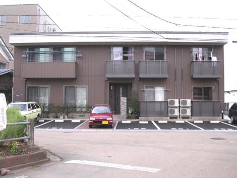 101号室(2階建-1階)