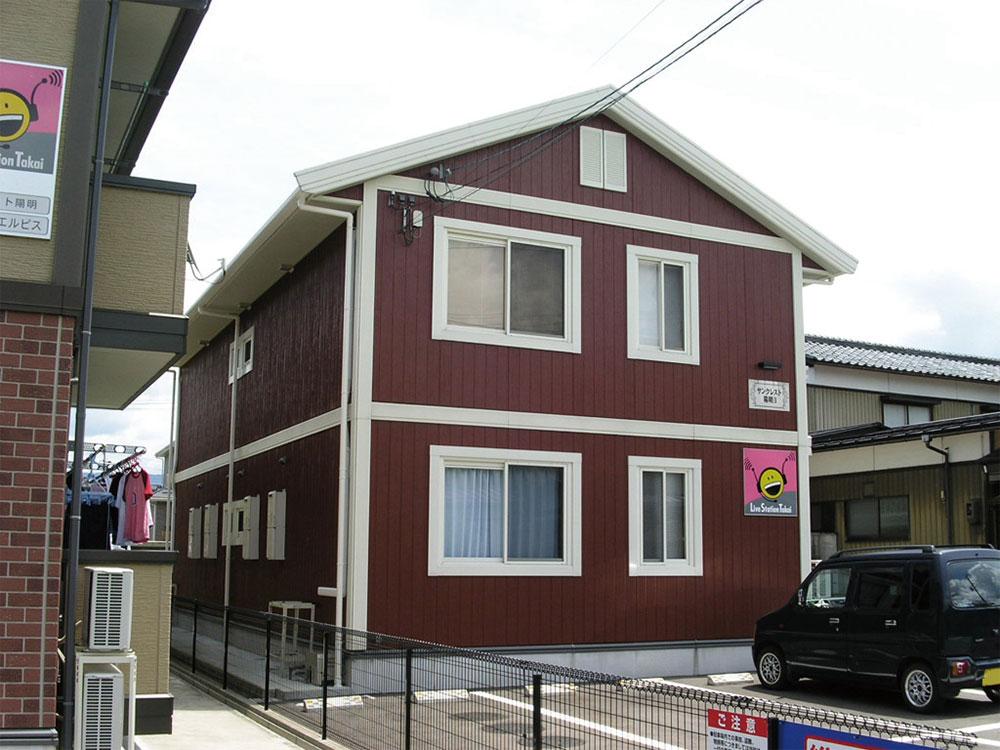 102号室(2階建-1階)