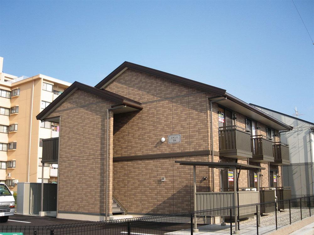 エザンスTH101号室(2階建-1階)