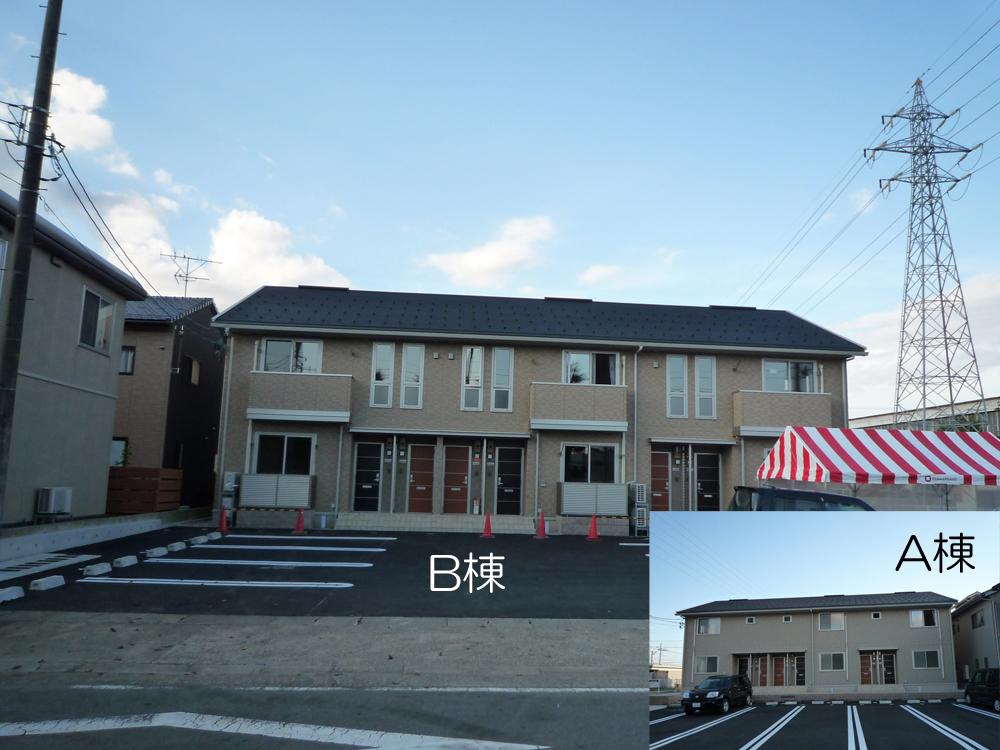 B棟201号室(2階建-2階)