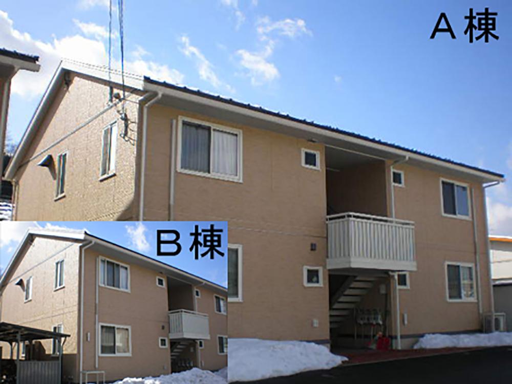 A棟102号室(2階建-1階)