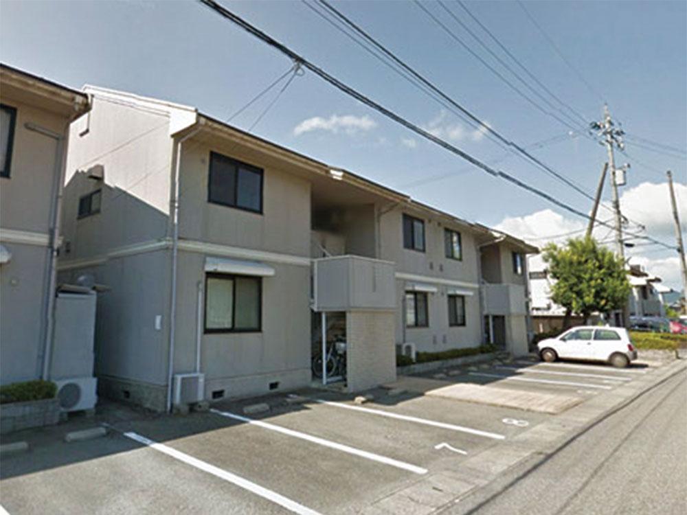 グリーンセトルA棟103号室(2階建-1階)