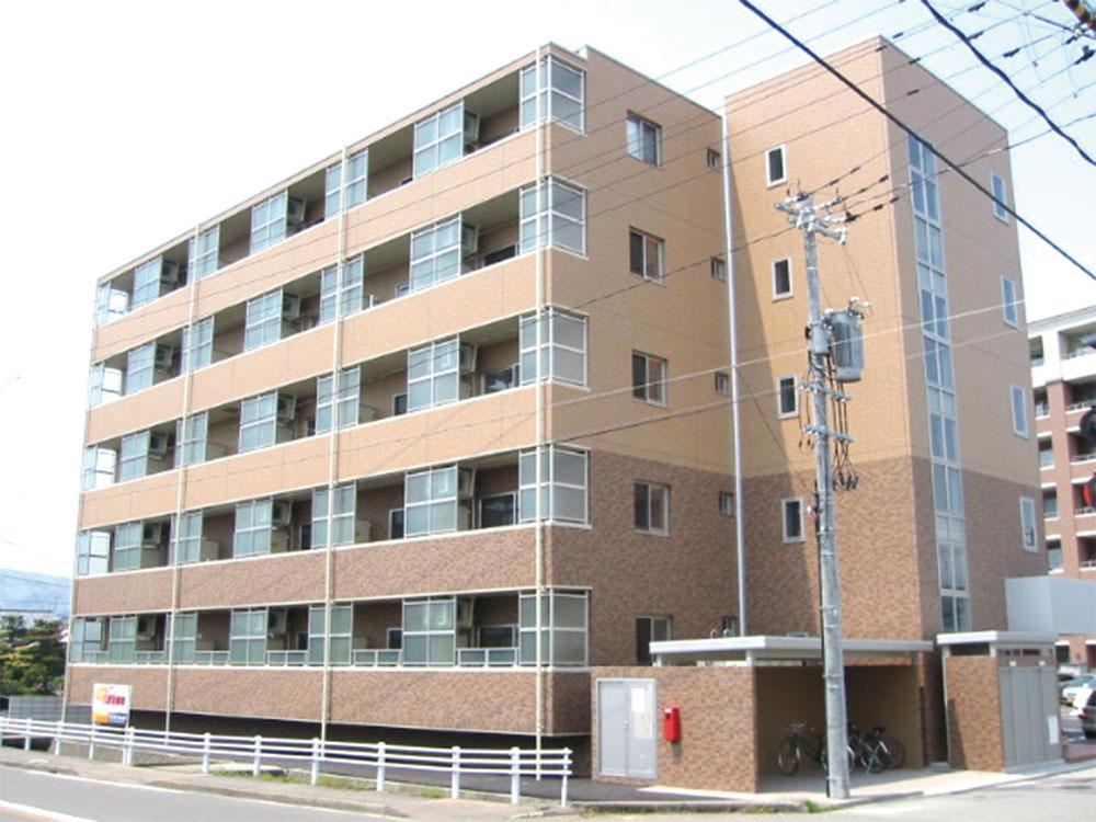 102号室(5階建-1階)