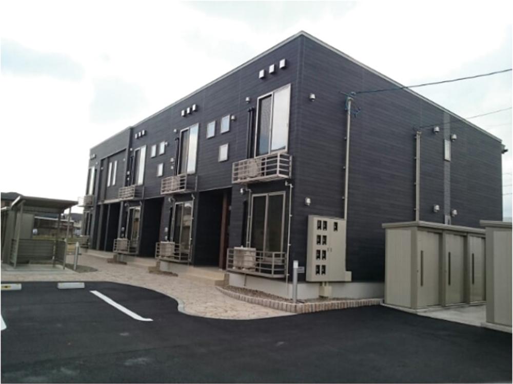 オリエンタルフォレスタ Ⅱ2階(2階建)