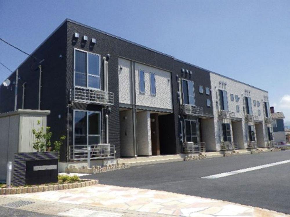 レセーナ東森田203号室(2階建-2階)