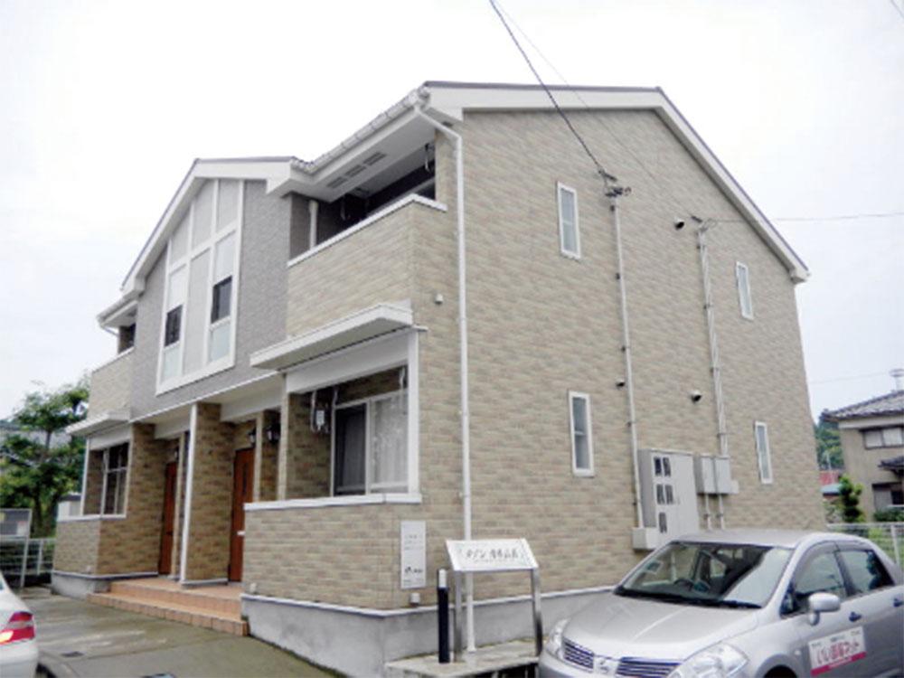 メゾン カルム Ⅱ201号室(2階建-2階)