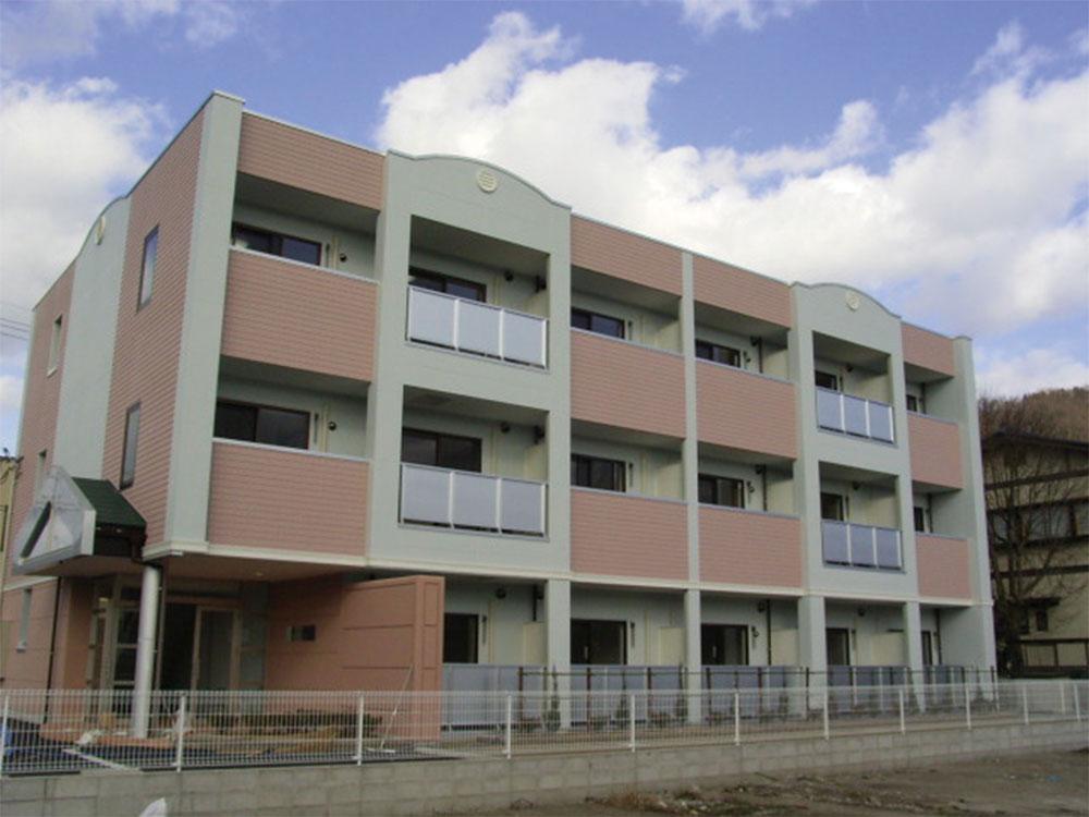 101号室(3階建-1階)