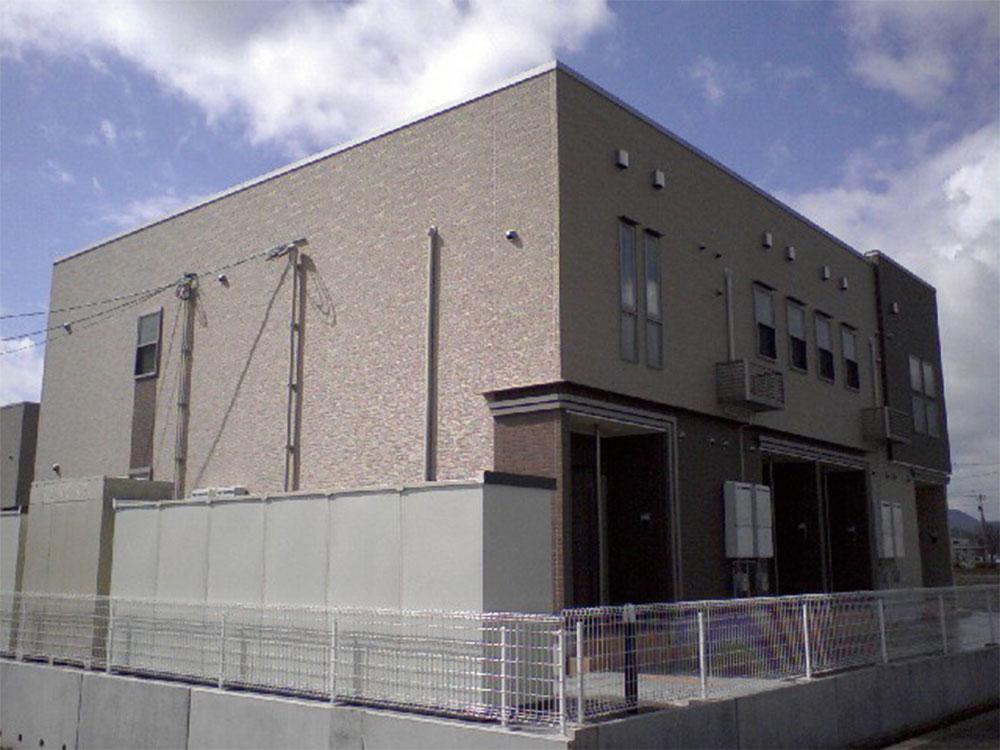 B棟202号室(2階建-2階)