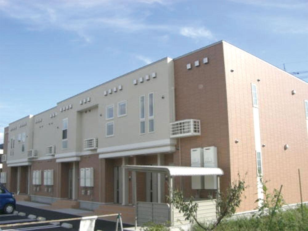 105号室(2階建-1階)