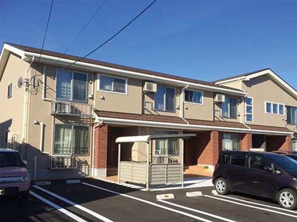 ビラ・アバンツァ203号室(2階建-2階)