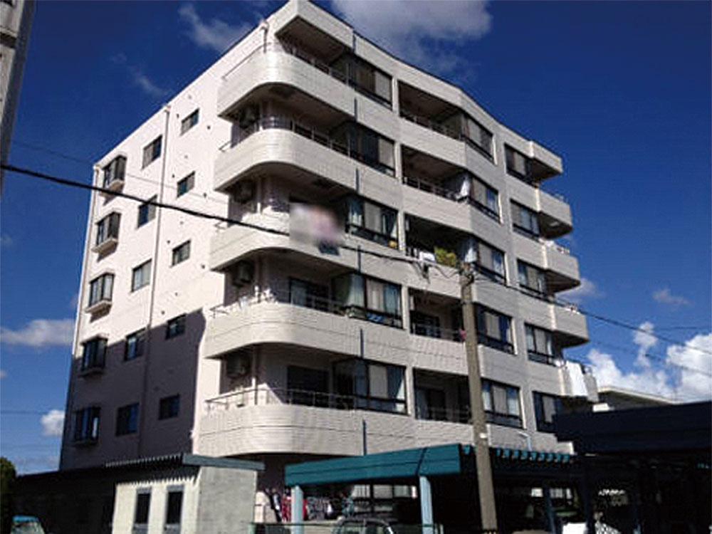 602号室(6階建-6階)