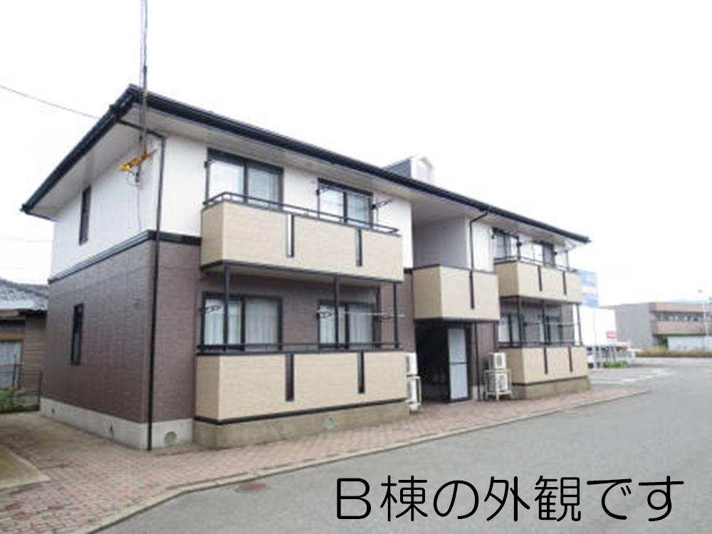 D棟103号室(2階建-1階)