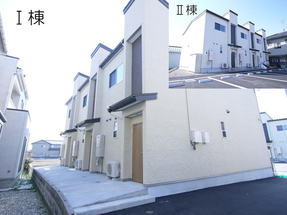 ディアコートⅠ・Ⅱ棟(2階建)