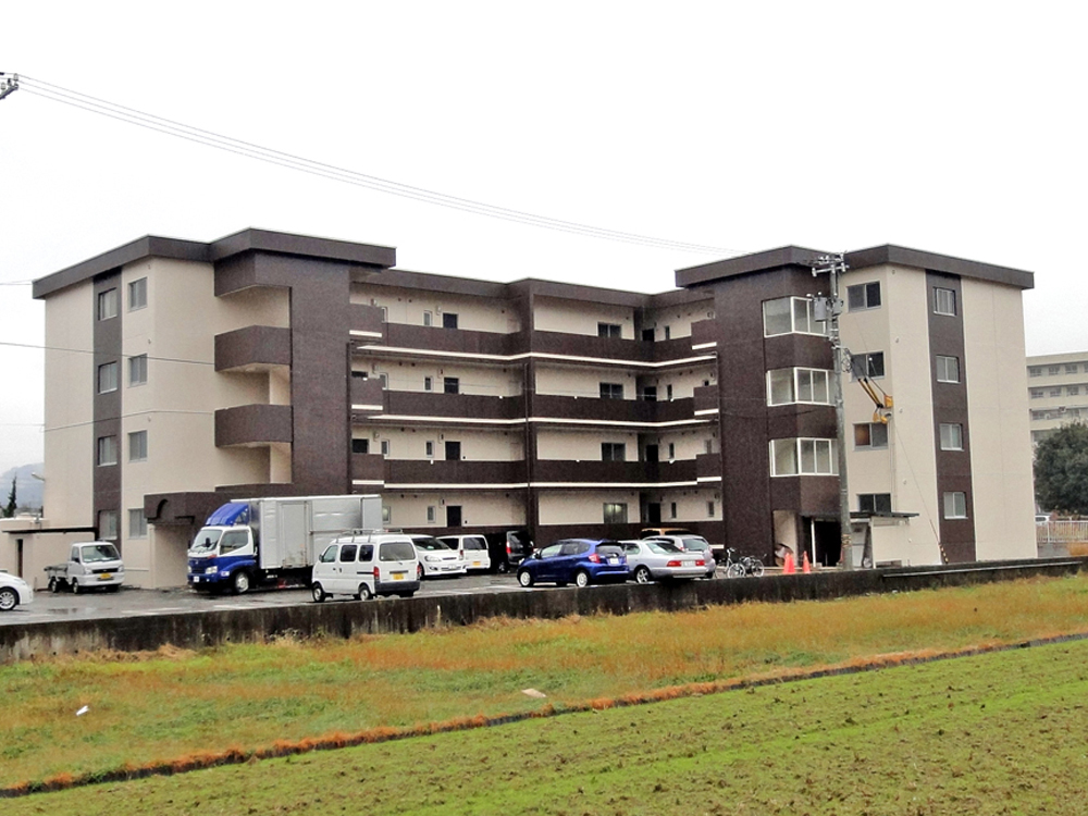 401号室(4階建-4階)
