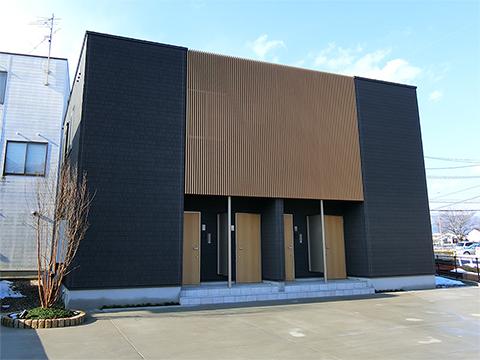 木造2階建 4戸